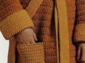 Vestagliette bambini realizzate l'uncinetto