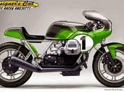 "Cafè Racer Concepts Moto Guzzi 1000 ""Cartagena"" Oberdan Bezzi"