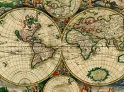 Schema punto croce: Planisfero antico_2