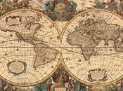 Schema punto croce: Planisfero antico_1