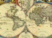 Schema punto croce: Planisfero antico_4