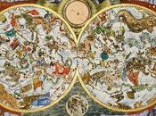 Schema punto croce: Planisfero antico