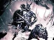 Drakkar With Wolf