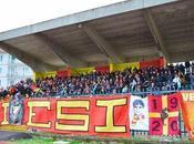 tifosi Termoli soccorso club giallorosso