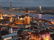 Trenta destinazione pillole: Riga