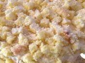 Torta mimosa gocce cioccolato