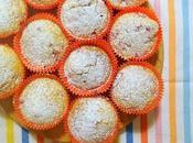 Muffin ribes profumo arancia