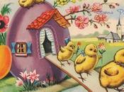 Schema punto croce: Cartolina Buona Pasqua_3