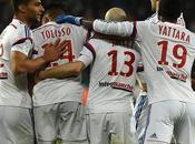 Montpellier-Lione 1-5, video highlights