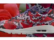 Nike lancia Marx Ultra Women's city universo fiori!!