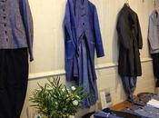 Bleu Anglais Capsule Collection Batten Noel Chapman @Livingston Studio