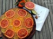 Winter Citrus Upside Down Cake