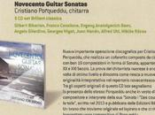 Recensione GuitART Novecento Guitar Sonatas