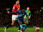 Manchester United-Arsenal 1-2: vendetta Danny, Gunners semifinale