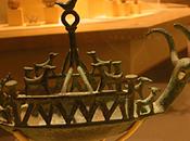 animali rappresentati navicella nuragica bronzo esposta Washington