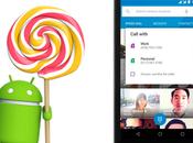 Rilasciato Google Android Lollipop