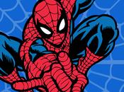 """Schemi punto croce: Tappeto_10a """"Spiderman"""""""