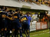 Boca Juniors-Zamora 5-0, video highlights