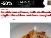 """…Amatriciana Roma… Amatriciana """"DOL"""""""