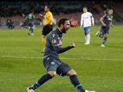 Napoli-Dinamo Mosca: vittoria azzurra targata Higuain
