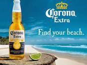 Corona extra porta spiaggia citta'