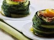 Cestini lenticchie cicoria.