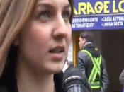 """Video. denuncia della giovane napoletana: """"Mai avute minacce, chiedo legalità"""""""