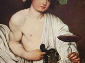 Schema punto croce: Bacco Caravaggio