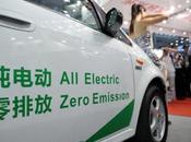 Mobilità elettrica, Cina pronta sorpasso