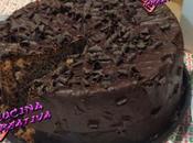 torta festa cioccolato