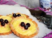 Crostatine alla Crema Amarene