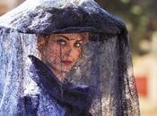 """Dama Velata: Miriam Leone metà """"Downton Abbey"""" """"Via Vento"""""""