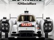 Porche guidare utenti Twitter: #24socialrace