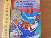 """Geronimo Stilton sua: maratona pazza mondo"""""""