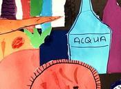 Collage artistico Henri Olama #art #nice #riciclo
