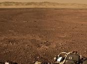 L'evoluzione possibile Gale Crater grazie conttributo rover marziano Curiosity