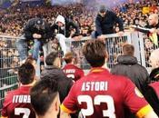 Roma. Confronto ultrà-calciatori: ricorda Genny Carogna?