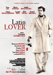 cinema LATIN LOVER commedia Cristina Comencini