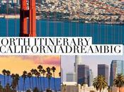 Viaggio California: itinerario