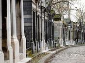 Tour lungo cimiteri Parigi