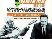 """L'evento beneficenza """"MOTOMUSICAINSIEME"""" terrà aprile Villa Erba (Cernobbio, Como"""