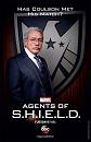 """Agents S.H.I.E.L.D. Edward James Olmos appartiene vero"