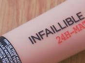 PRIME IMPRESSIONI: Fondotinta Infaillible Matte L'Oréal