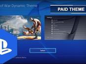 PS4: arriva tema dinamico dedicato