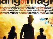 GANG MAGIC marzo aprile 2015 Teatro Vittoria