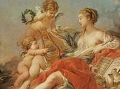 Schemi punto croce: Allegoria della musica François Boucher