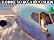 Grillo: Renzi come pilota della strage, farà schiantare l'Italia!