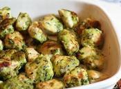 Bocconcini tacchino allo zenzero zucchine patate