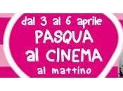 Bambini cinema biglietto 2,50 euro promo Pasqua