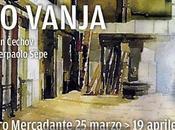 Vanja Anton Cechov scena Teatro Mercadante